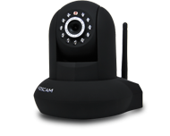 The Foscam FI9820W Wireless 720P HD Mega Pixel IP