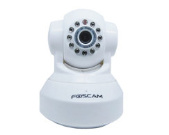FI8918W White Wireless IP Camera