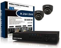 Power Pixel Sentry CCTV Package