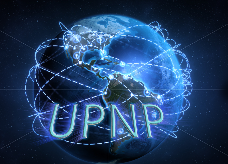 how to enable upnp