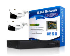 720p AHD CCTV Package