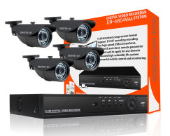 4 Indoor/Outdoor CCTV Camera